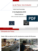 Olimpiadas de Física Chi