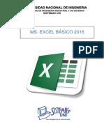 1.-Excel Basico 2016