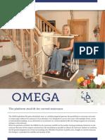 Omega Platform Stairlift