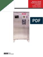 Diesel Engine Fire Pump Controllers (Firetrol)