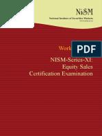 NISM-Series-XI-Equity Sales Certification Workbook
