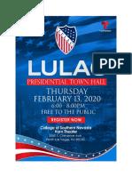 LULAC - Presidential Townhall - North Las Vegas