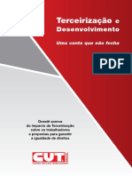 Dossie Terceirizacao e Desenvolvimento