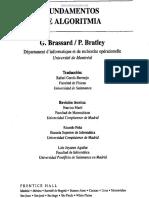 Fundamentos de algoritmia - G. Brassard & P. Bratley.pdf