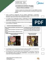 CHECK LIST - PUESTAS EN MARCHA SISTEMAS VRF MIDEA