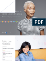 LINKEDIN - Créer le profil recruteur LinkedIn idéal