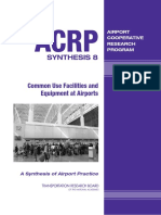 Common Use Facilities and Equipment at Airports  (ACRP Synthesis 8).pdf