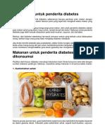 Diet khusus untuk penderita diabetes.docx