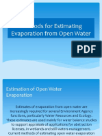 Methods-for-Estimating-Evaporation-from-Open-Water-PPt. (1)