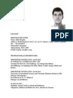 CV bogdan