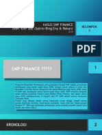 KASUS SNP FINANCE (1)