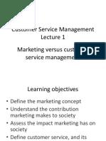 CSM lecture 1