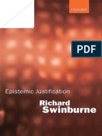Richard Swinburne - Epistemic Justification [2001][A].pdf