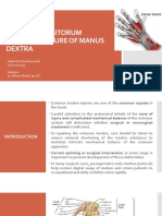 Extensor tendon ruptures.pptx