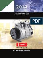 For Audi A4 Quattro S4 2005 2006 2007 2008 2009 A//C Condenser 477-0765 Denso