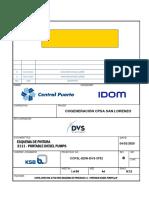 CCPSL-EDW-DVS-3752 REVA ESQUEMA DE PINTURA 3111 - PORTABLE DIESEL PUMPS