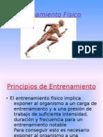 Entrenamiento Físico LAPROVITERA EMILIANO ASTRAND