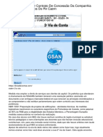Arsban Vai Revisar Contrato De Concessão Da Companhia De Águas E Esgotos Do Rn Caern