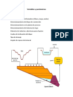 Variables y parámetros Ing Huamani