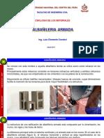 ALBAÑILERIA ARMADA FIC UNCP