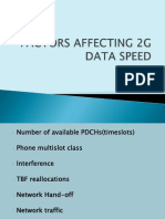 factors affecting 2g dataspeed