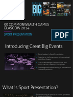 G2014 Sport Presentation