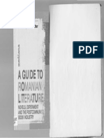 A guide to romanian literature, Novels, experiment and the postcomunist book industry, I. B. Lefter.pdf