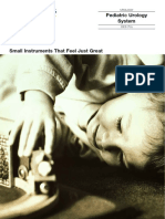 Pediatric Cystoscope Olympus