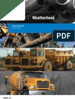 Wheatherhead Product Range