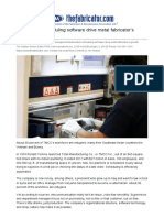 Automation, scheduling software drive metal fabricator's growth