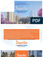 Shapoorji Pallonji Joyville - Experience the Healthy Life by Being Adjacent to Nature