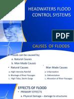 Flood Water Control