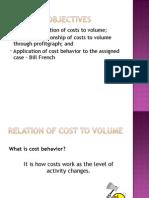 16_Behavior of Costs