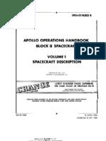 Apollo Operations Handbook Block II Spaceraft Vol 1 Part 1