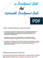 Presentation.1.Millennium Development Goals.30.June.2018