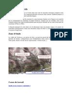 Etude de faisabilité d'une micro-centrale hydroélectrique