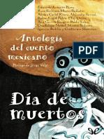 Antologia del cuento mexicano del Dia de muertos