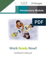 Module 0 Introductory Module_PH Facilitator's Manual_FINAL