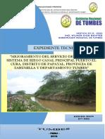 1.0 Caratula - Memoria Descriptiva - Especificaciones Tecnicas .pdf