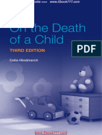 On the Death of a Child, 3rd Edition