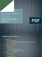 Pedagogi Abad 21 - Trend TMK.pptx