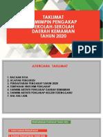 TAKLIMAT KEPADA GURU PENGAKAP SEKOLAH TAHUN 2020.pptx