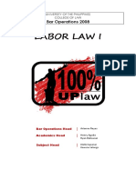 UP LABOR LAW REVIEWER 2008