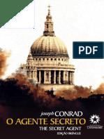O Agente Secreto - Joseph Conrad