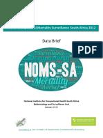 NOMSSA 2012 Report Final