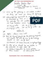 CBSE Class 9 Chemistry Sample Paper SA2 2014.pdf