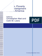 [St Antony's_Macmillan Series] Christopher Abel, Colin M. Lewis (eds.) - Welfare, Poverty and Development in Latin America (1993, Palgrave Macmillan UK)