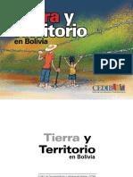 TierraTerritorioEnBolivia
