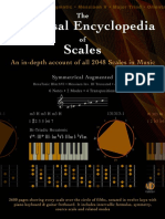 The Universal Encyclopedia of Scales