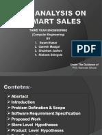 Data Analysis on    BigMart Sales.pptx